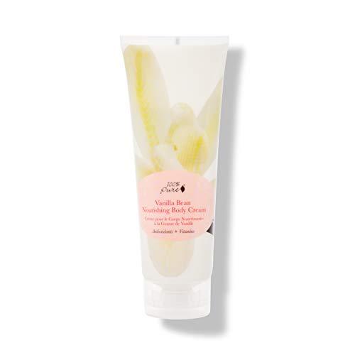 31Ypad31cxL - 100% PURE Nourishing Body Cream, Vanilla Bean, Body Lotion for Dry Skin, Anti-Aging, Moisturizing Cocoa Butter, Natural Body Lotion - 8 Fl Oz
