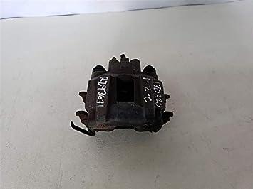 Bosch BS812 Blue Disc Parking Brake Shoe Set