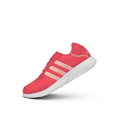 adidas element refresh w - Zapatillas de deporte para Mujer, Rosa - (ROSBAS/SUABRI/FTWBLA) 44