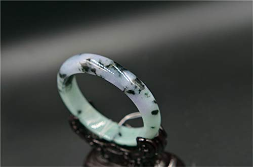 Amazon Com Lavender Jade Bracelet Jadeite Gem Bangle Light Green