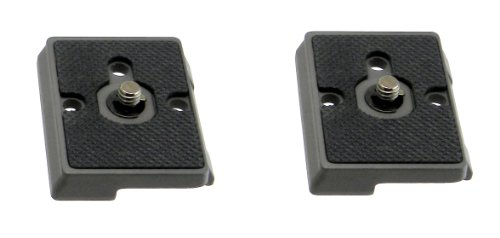 2-x-qr-plate-for-bogen-manfrotto-3157n-tripod-head-3157-n