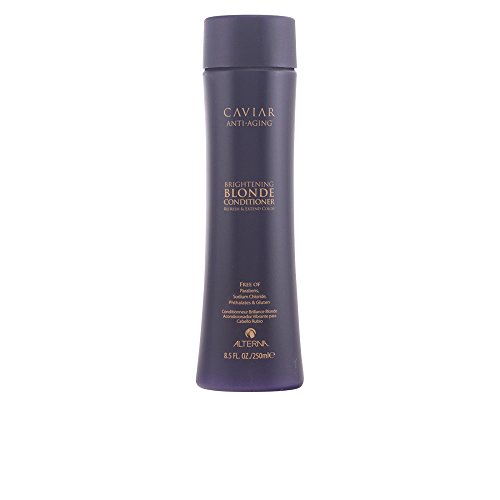 Alterna Caviar Anti-Aging Brightening Blonde Conditioner for Unisex, 8.5 Ounce
