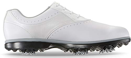FootJoy Emerge Women's Golf Shoes - 93913 White/White - 7.5 Medium