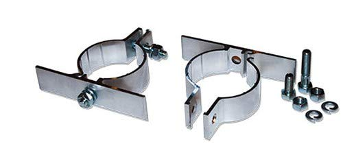 (Aluminum Sign Mounting Brackets for 2 3/8