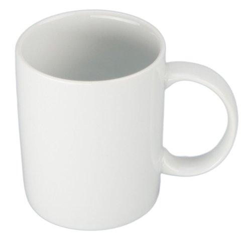 White Undecorated 11 oz Mug