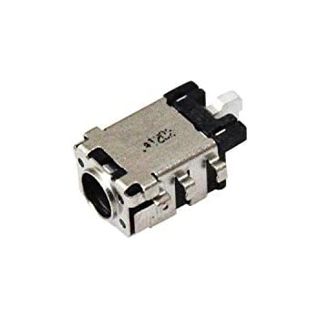 GinTai DC Power Jack Charging Port Connector Port Replacement for Asus VivoBook F510U