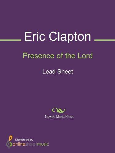 presence of the lord kindle 感想 blind faith eric clapton 読書