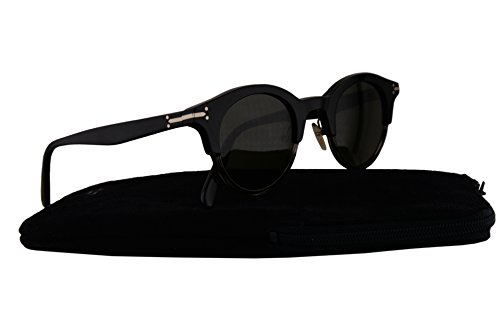 Celine CL41395/S Sunglasses Black Havana w/Brown Lens T7370 CL - Sunglasses Original Black Celine