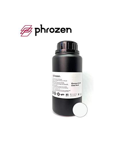 PHROZEN – SC-801 CLEAR RESINA - 0,5kg - Resina impresora 3D 405um ...