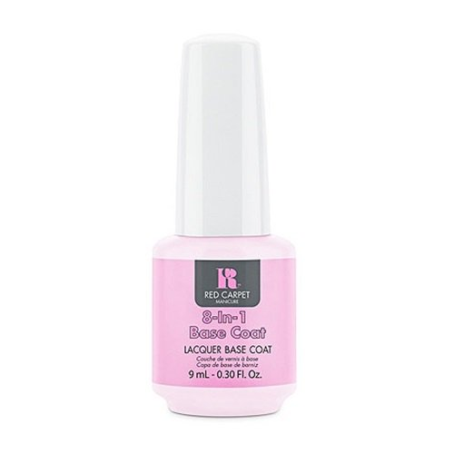 Red Carpet Manicure Nail Treatments - 8-in-1 Base Coat - 0.3