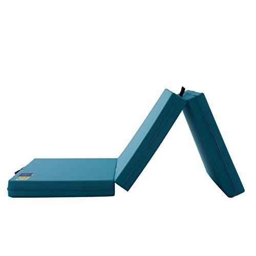 Magniflex(マニフレックス) マットレス メッシュ・ウィング ミッドブルー シングル