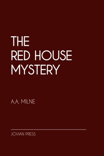 Download The Red House Mystery (Jovian Press) pdf epub