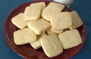 Shortbread Cookie Mix - Buttery Shortbread Cookies (A Large Premium Mix)
