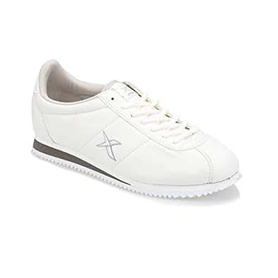 Kinetix Erkek Giga M Spor Ayakkabı, Beyaz, 40 Numara
