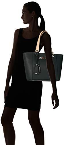 black Bl669123 Jeans Guess Negro bla Bolso Mujer OFAXA1wUq
