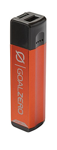 Goal Zero Flip 10 Recharger, Brushfire Red