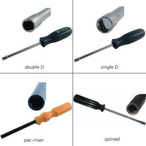 Genuine Poulan Weedeater Carb Adjusting Tool Kit Part # 308535001,  308535002, 308535003 & 530035560