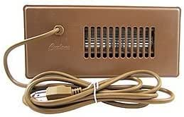 Cyclone 9004150 Automatic Register Booster Fan, CM-300, Steel, Brown