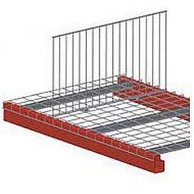 Nashville Wire Products Pallet Rack Wire Deck Divider 34
