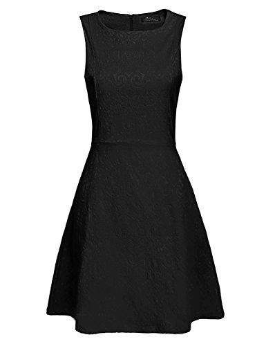 Dresses Evening Jacquard Dress - 8