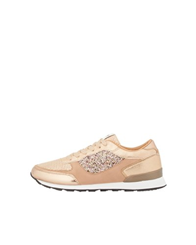 ONLY Sillie Sneaker, Damen, EUR 38, Rotgold