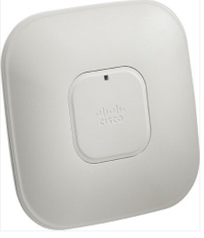 Cisco Aironet 3500 Series - AIR-CAP3502I-A-K9 Controller-based AP (2x3 (MIMO)Dual Band 2.4GHz and 5GHz Radios, Layer 3, 802.11n, PoE, Requires a Compatible WLAN Controller) by Cisco (Image #4)