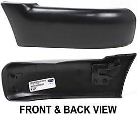 GM1005140 For Chevrolet Blazer,S10 BLACK Front,Right Passenger Side BUMPER