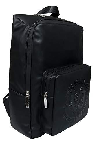 Versace EE1YTBB05 E899 Black Backpack for Womens