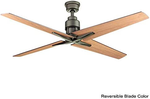 Home Decorators Collection YG588-EB Virginia Highland 56″ Espresso Bronze Ceiling Fan