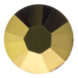 Swarovski Crystals Cristal Dorado (001 Dor) faux diamant Nail Art- 1.8Mm (Ss5) 60 Pieces Swarovski Element