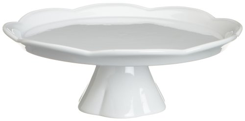 Rosanna Large 12-Inch Pedestal, White by Rosanna (Image #1)