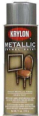 1 Pint Dull Aluminum Metallic Paint [Set of 6]