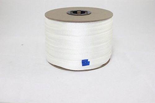 Cajun Mule Line - 5/8 Inch - 1,800 lb. - Pull Tape - Polyester Pulling Tape - Made in USA (600 ()