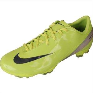 Nike Mercurial Talaria IV FG Citron Size 11.5 (11.5, Citron)
