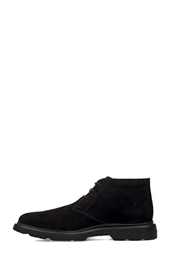 Black HXM3040W352HG0B999 Ankle Men's Boots Suede Hogan qEUPxwg