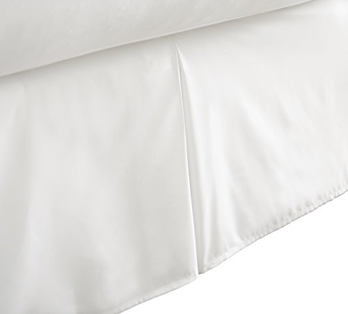 Hotel Collection Italian Luxury Bed Skirt - Queen - White (Bed Italian)