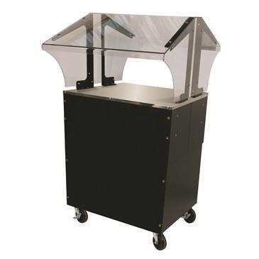 Advance Tabco B2-STU-B-SB Portable Solid Top Buffet Table (Portable Top Buffet Table Solid)