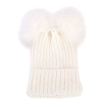 00ebea82e32 DAYOLY Baby Boys Girls Knit Beanie Cap
