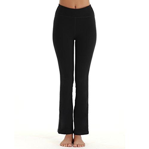 Womens Bootleg Medium Workout Leggings