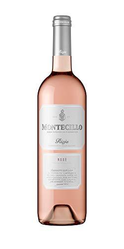 Vino Rosado D.O. Rioja Montecillo Rosé – 3 botellas de 75 cl – Total: 225 cl