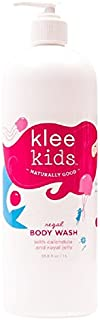 product image for Luna Star Naturals Klee Kids Regal Body Wash with Calendula and Royal Jelly, 32 Ounce
