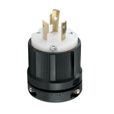Cooper Wiring Hart-lock Locking Plug (cwl630p-bag)