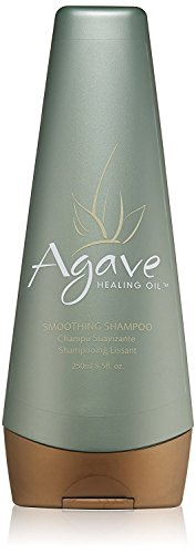 Agave Healing Oil - Smoothing Shampoo. Anti Frizz Daily Moisturizing Shampoo that Gently Removes Dirt and...