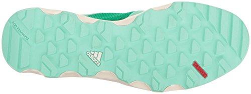 Adidas Outdoor Vrouwen Terrex Climacool Voyager Slanke Water Schoen Kern Groen / Krijtwit / Gemakkelijk Groen