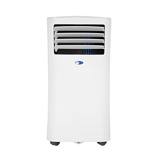Whynter ARC-102CS Compact Size 10,000 BTU Portable Air Conditioner, Dehumidifier, Fan with 3M and SilverShield Filter for Rooms up to 215 sq ft