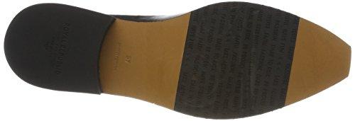Royal RepubliQ Women's Prime Square Mule-Blk Loafers Black (Black 01) eqwy3O