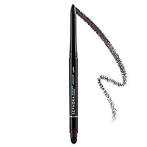 SEPHORA COLLECTION Retractable Waterproof Eyeliner #10 Matte Brown Black