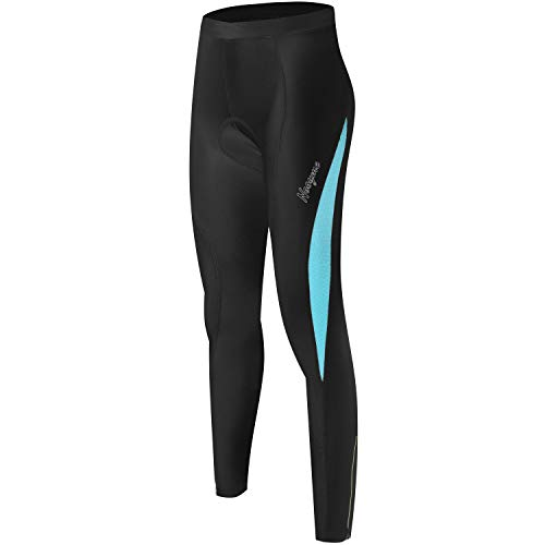 ladies padded cycling pants - 9