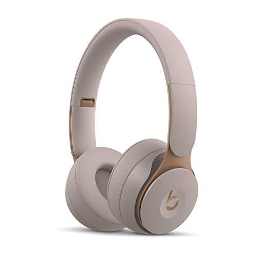 chollos oferta descuentos barato Beats Solo Pro con cancelación de Ruido Auriculares supraaurales inalámbricos Chip Apple H1 Bluetooth de Clase 1 22 Horas de Sonido ininterrumpido Gris