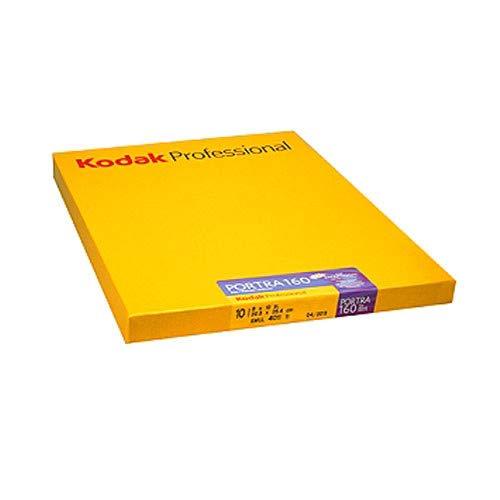 KODAK PROFESSIONAL PORTRA 160 Film / 10 sh 8 x 10 in